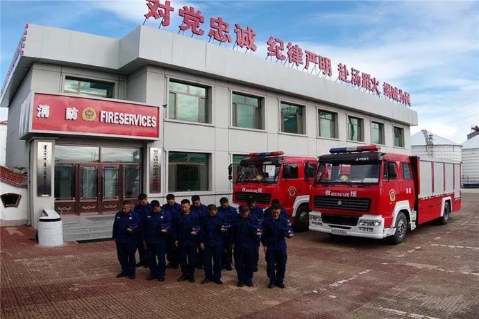 兴安盟消防救援支队组织开展九一八系列爱国主义教育活动