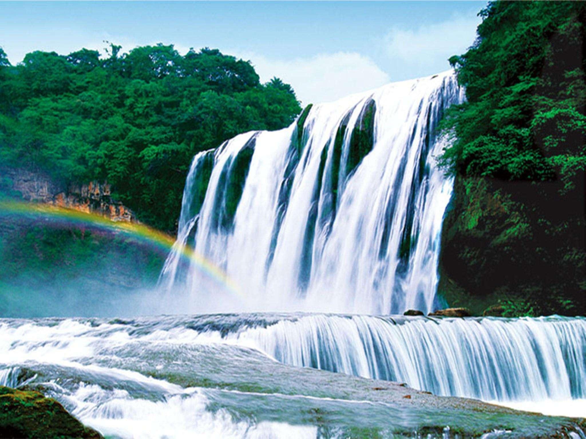 """安顺市这些景区被评为""""十佳旅游景区"""""""