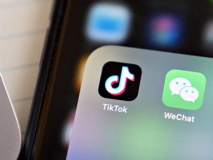 """""""禁令""""周日在美生效:TikTok坚持诉讼,企业微信海外版悄悄改名"""