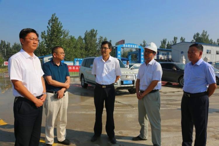 枣庄市交通运输局精准治理扎实推进大气污染防治