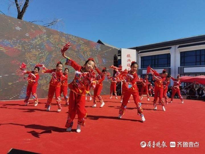 饕餮美食震撼来袭!烟台福山区第二届民俗文化美食节启幕