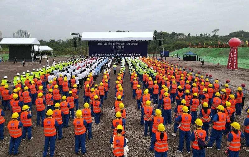3条骨架道路动工开建!重庆东站未来这样提速图片