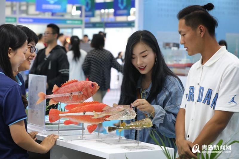 蛟龙号、工业机器人……东亚海洋博览会精彩即将开启