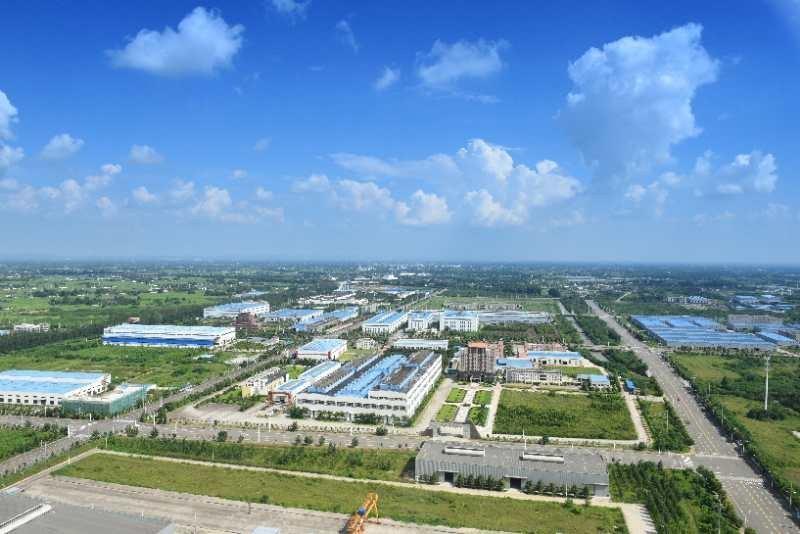 """走进全省优秀开发区 绵竹高新技术产业园区用""""加速器""""制造加速度实现高质量绿色发展"""