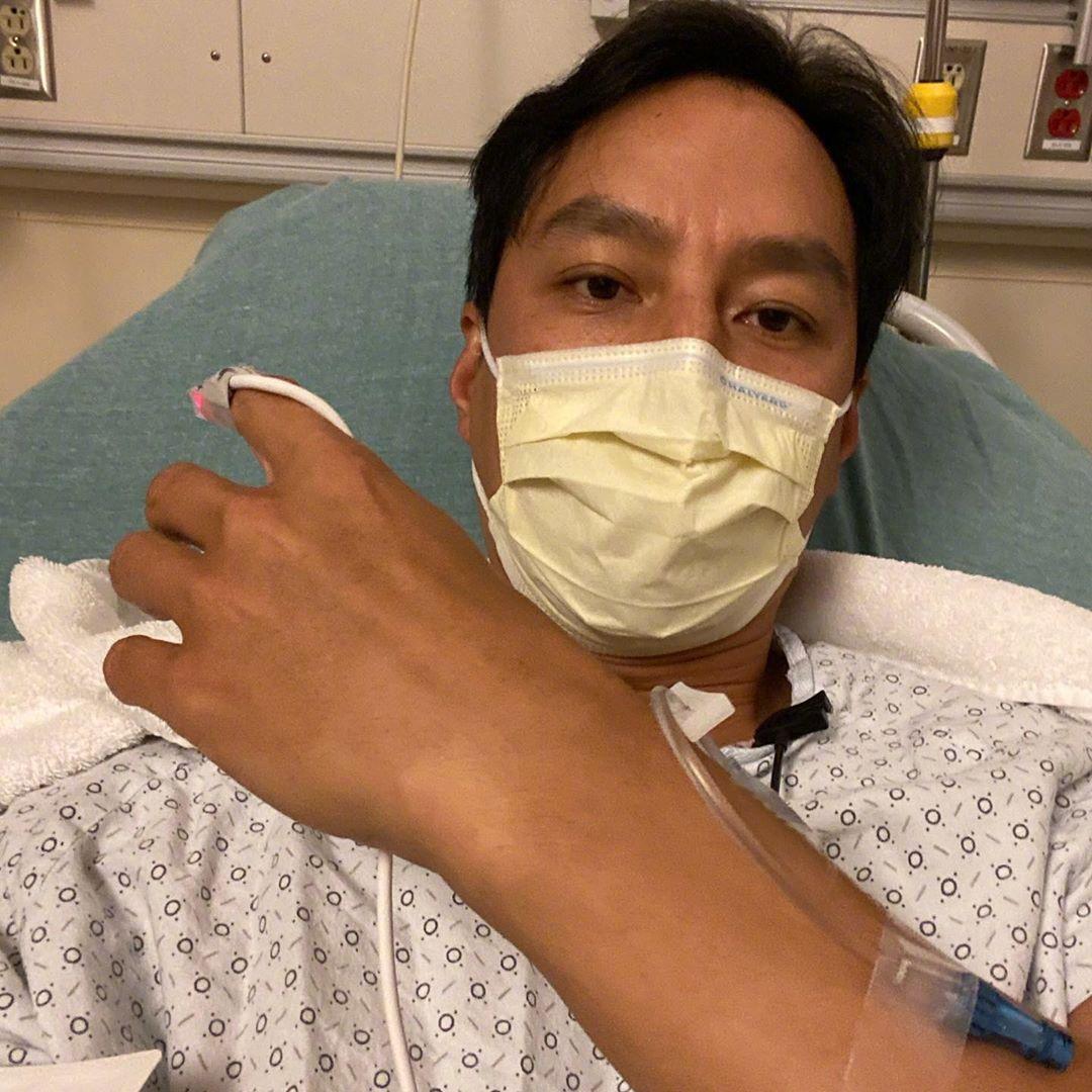 吴彦祖阑尾炎复发,已做切除手术正在康复中