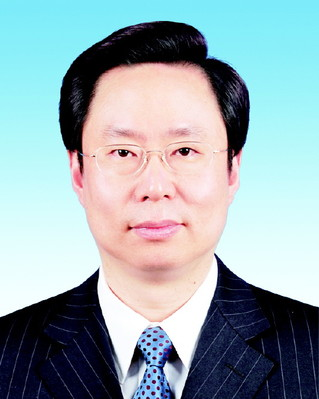 蓝绍敏任贵州省委副书记吴强任贵州省委常委图片