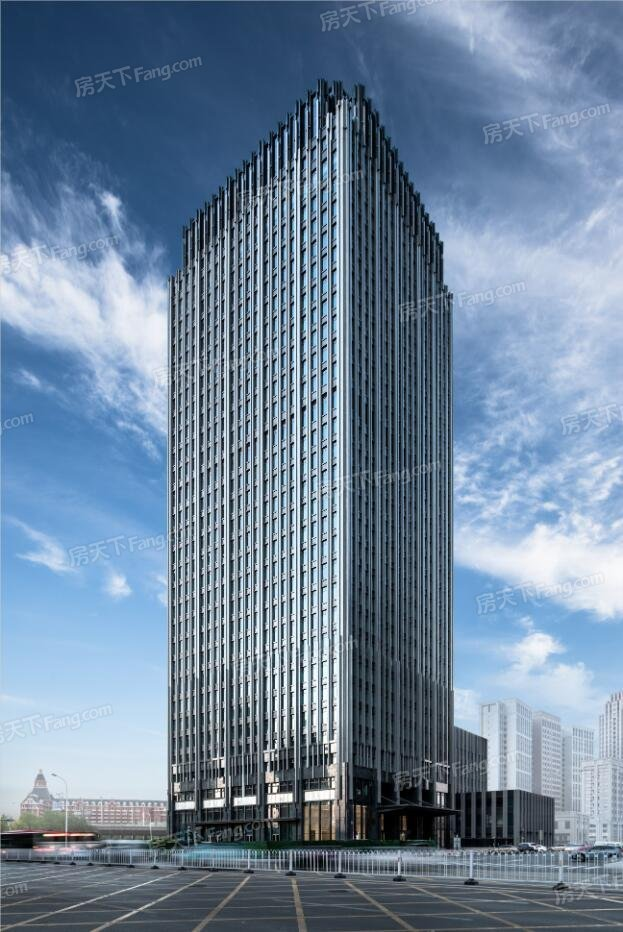 2020年9月天津市陈塘庄商圈写字楼市场租赁情况