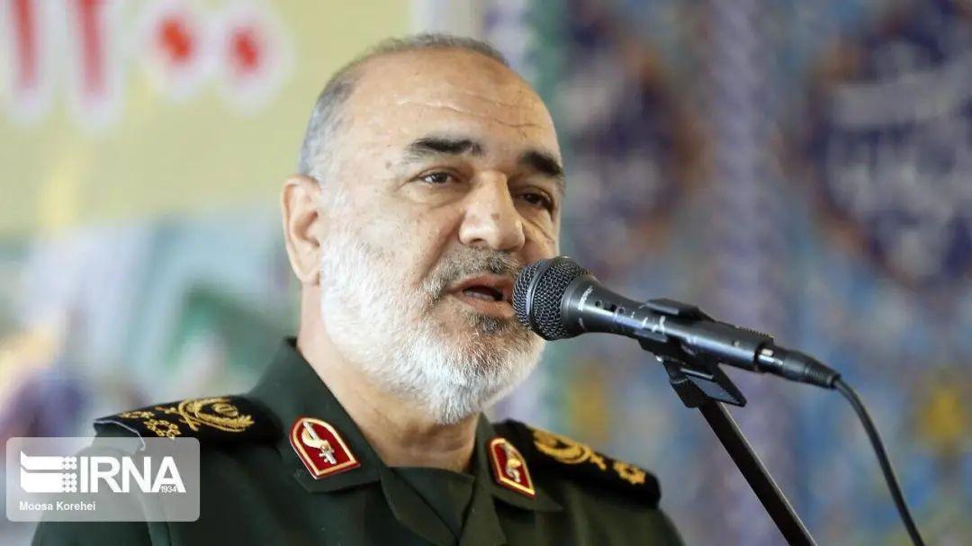 伊朗伊斯兰革命卫队总司令侯塞因·萨拉米