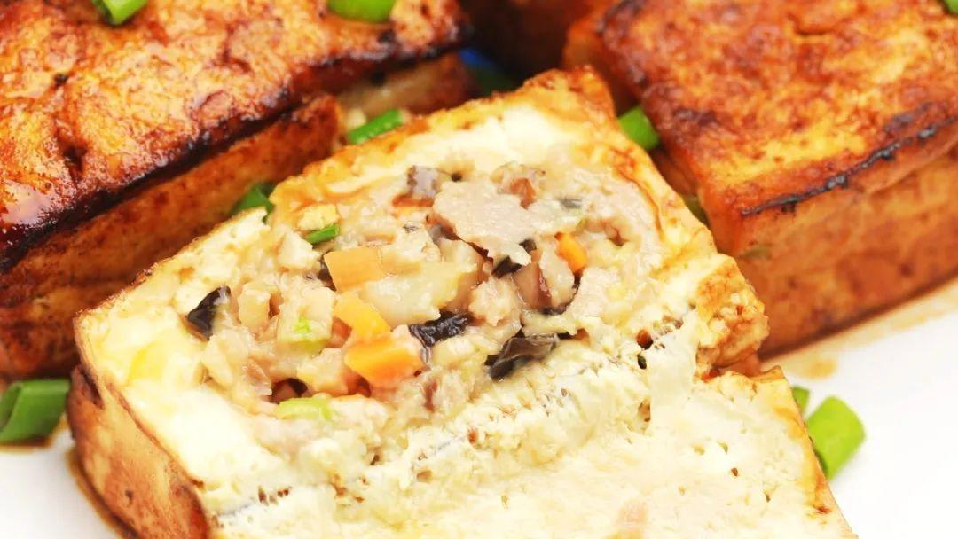 「养生厨房」今日菜品——厢子豆腐