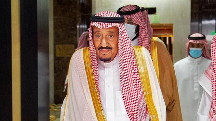 沙特国王萨勒曼  资料图