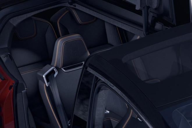 比Model X还炫酷 高合HiPhi X车门配置曝光