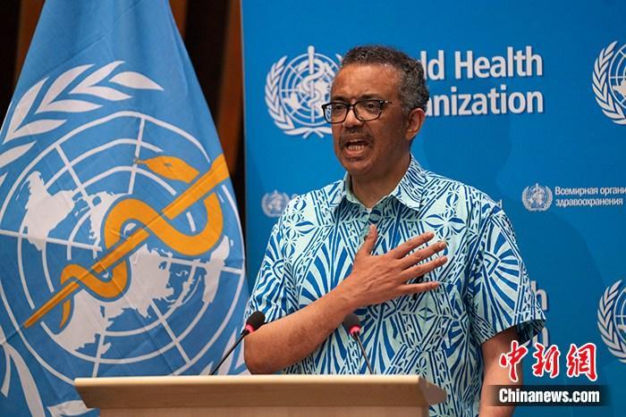 世卫称疫情致90%国家出现卫生服务中断 吁谨慎解封