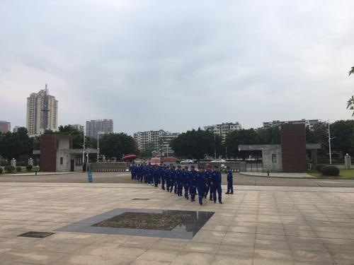 韶关世兴成立森林消防综合救援队