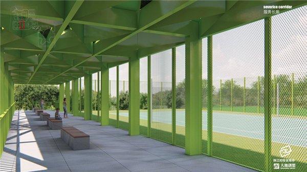 南海千灯湖片区将建大型社区体育公园