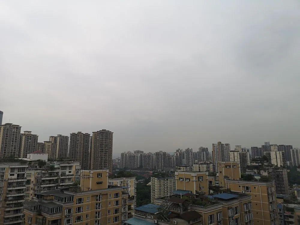 9月下旬,重庆开启降雨模式!图片