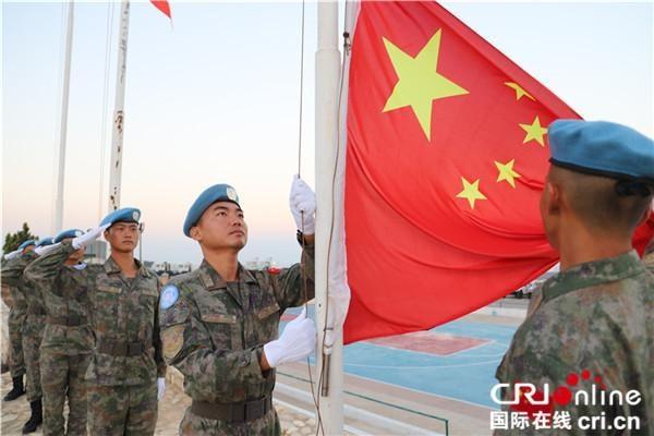 中国赴黎巴嫩维和部队
