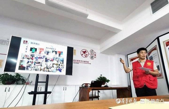 以评促建促改促优,探索东营志愿服务新路径