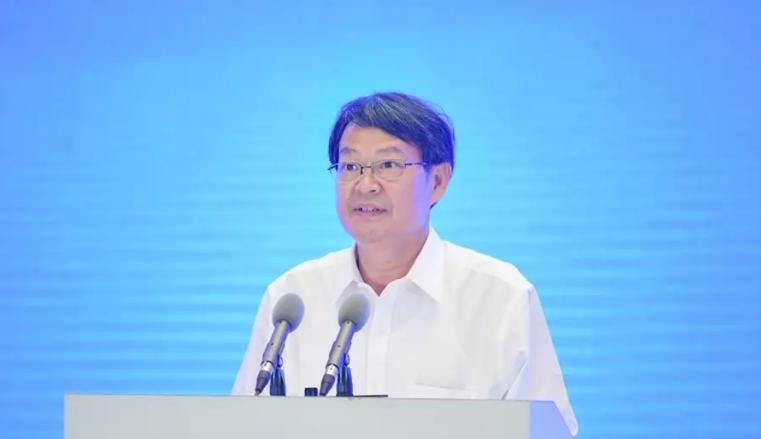 高鸿钧已任中科院副院长图片