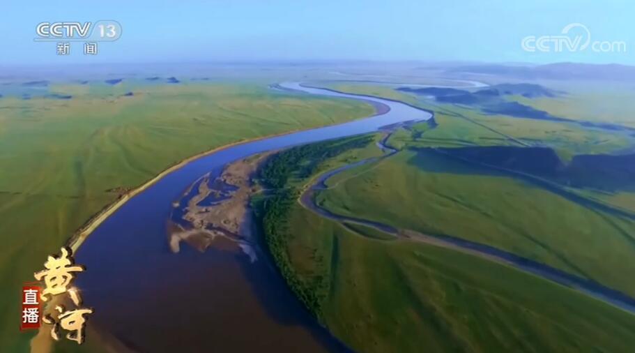 【保护黄河 千秋大计】甘肃:山水相宜 绿色引领高质量发展图片