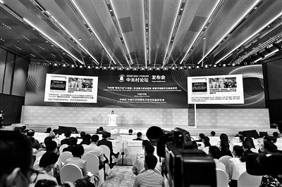 中关村论坛三大板块昨天落幕图片