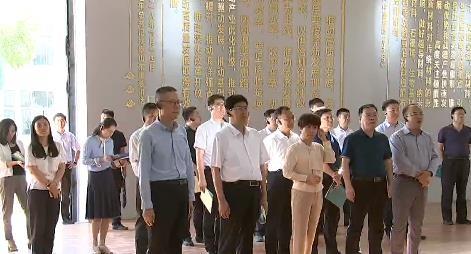 潍坊市县委书记人才工作项目现场调度会来寿光观摩学习