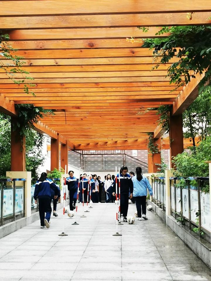 下周还是雨雨雨!杭州中小学的体育老师最近忙着开发新项目