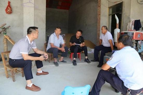 安徽省泗县:志愿服务、接地气、文明实践、群众