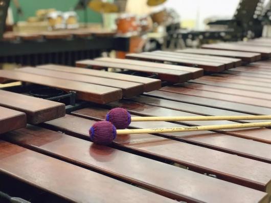 宝山区教师打击乐团 等你一起来