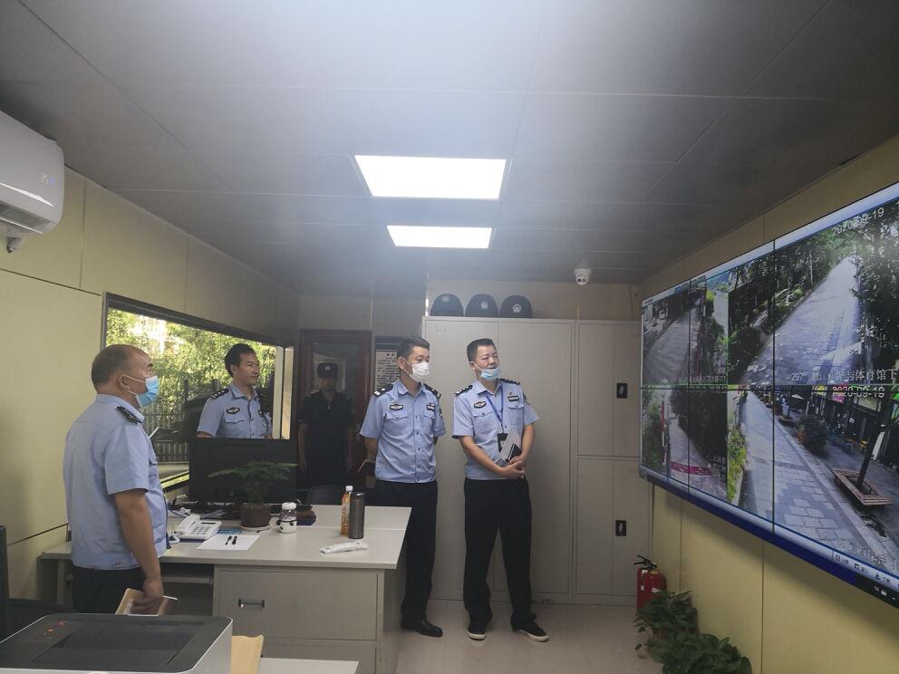 云南怒江州公安局治安支队深入西城派出所检查指导打击整治跨境违法犯罪