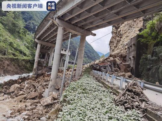 四川雅西高速断道:小车绕行方案确定 将开展桥梁专业检测评判