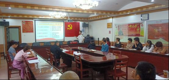 永兴县审计局组织开展消防知识讲座