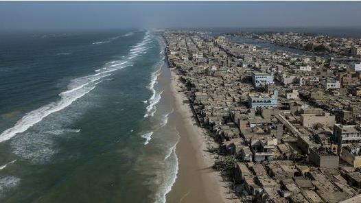 世界银行向塞内加尔批准5000万美元紧急资金 应对海平面上升威胁