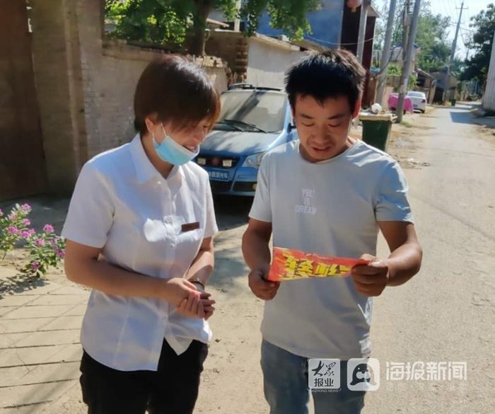"""东明农商银行陆圈支行:五区联动、五位一体""""  多方推进均衡发展"""