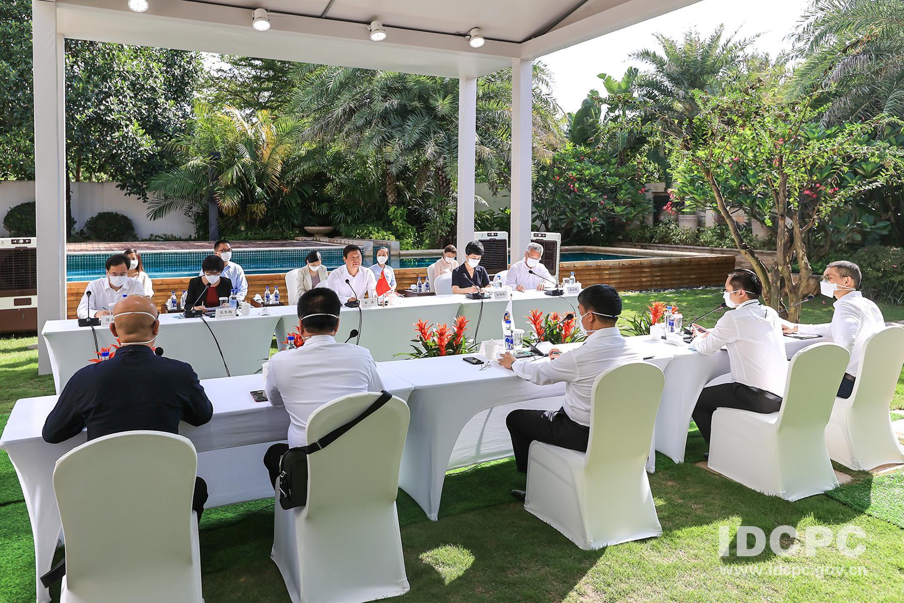 中共恢复线下对外交往,首位访华外国执政党负责人为何是他?图片