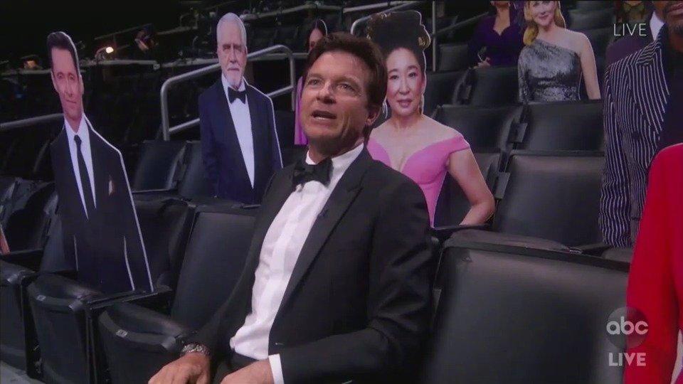 没有嘉宾出席的艾美奖颁奖典礼,竟然还挺好看