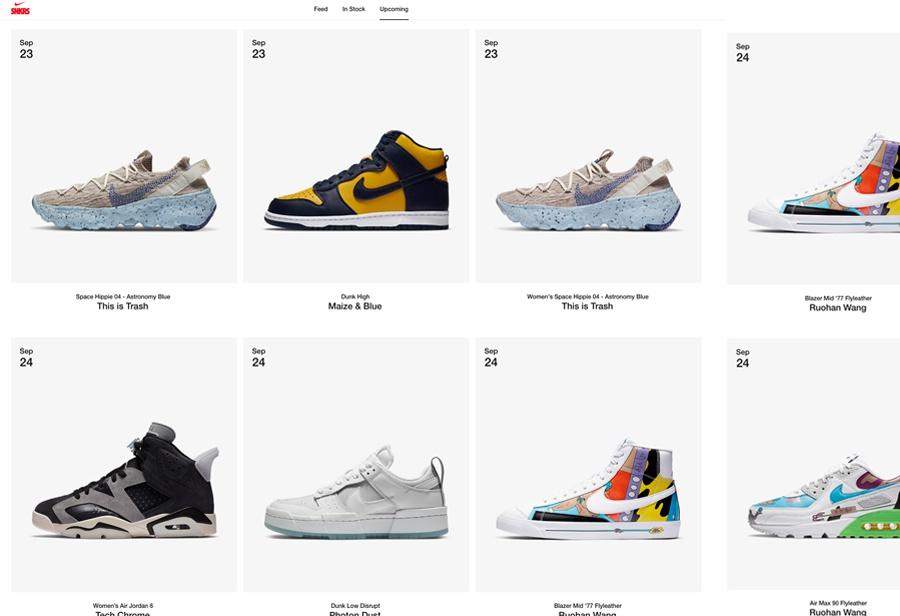 9 双值得留意的新鞋!「密歇根」Dunk High、王若涵 Nike 联名都有!