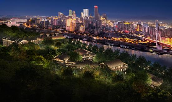 重庆开埠文化遗址公园,预计明年建成开放图片