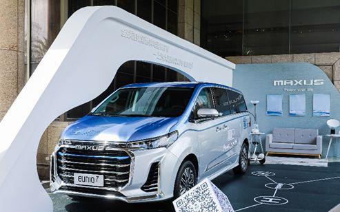 政策支持,上汽长城加码布局,氢燃料乘用车驶入快车道?图片