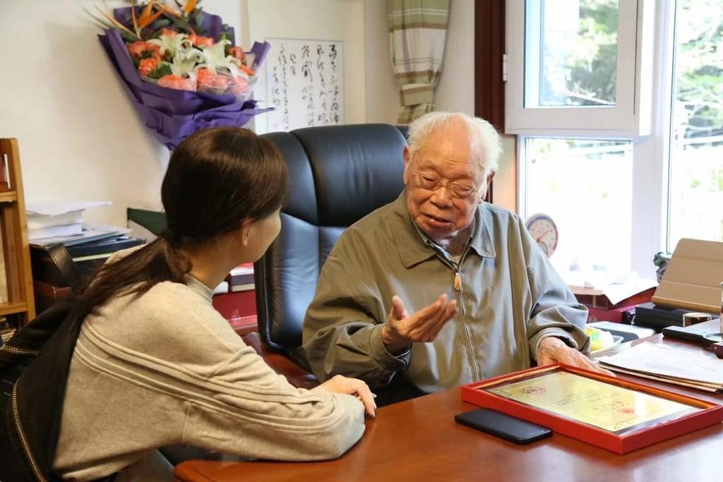 马识途106岁封笔:最后一本书写了近40年