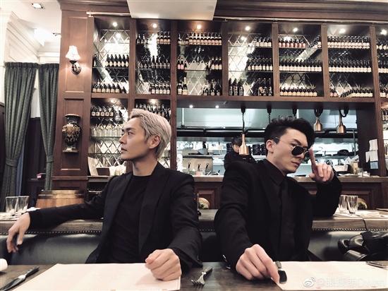 《反黑路人甲》收官 王浩信张振朗成新代最佳搭档
