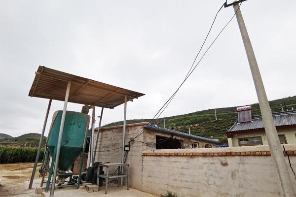 宁夏西吉:动力电带来的动力和希望