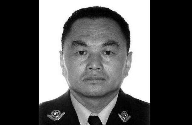 长期坚守战役一线 54岁民警殉职