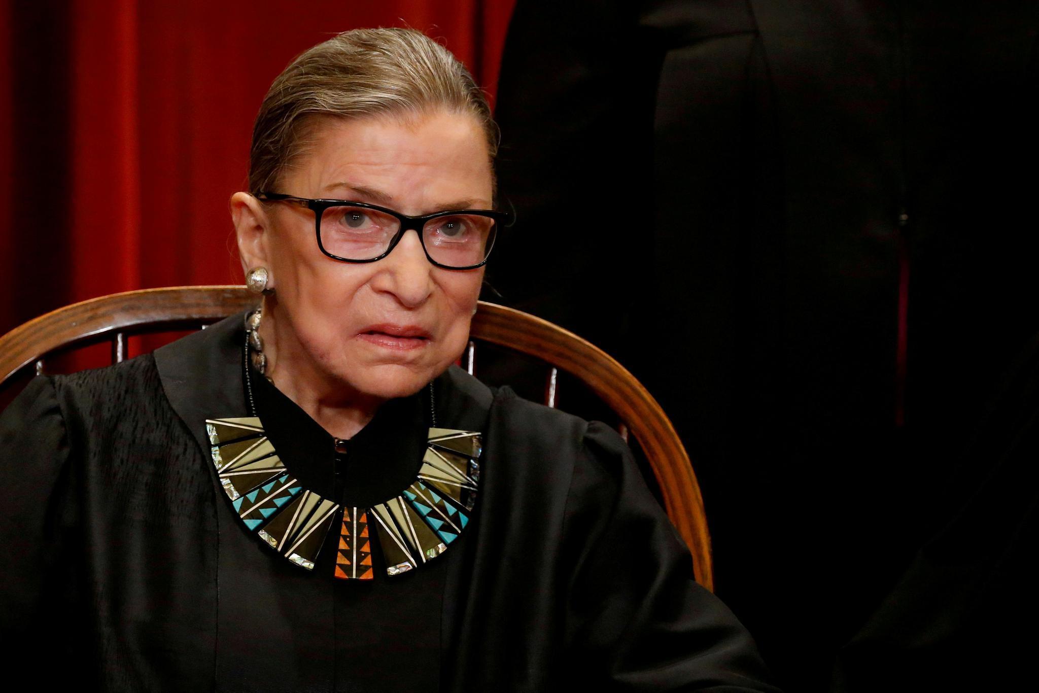 """看你美:大法官金斯伯格去世,已成美国大选""""黑天鹅"""""""