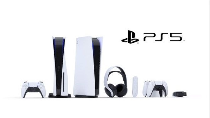 PS5相关配件包装盒曝光:主白色调,特点鲜明