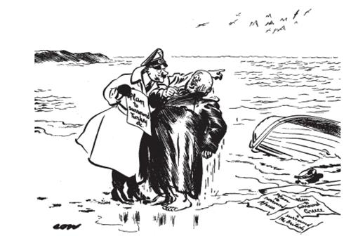 漫画二战史:一个历史在场者眼中的二战