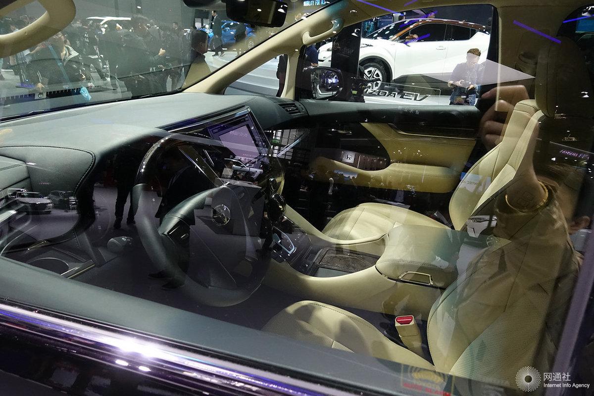 威尔法双擎黑金限量版正式上市 售87.3万元
