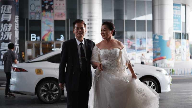 金婚银婚钻石婚……广州9对夫妻分享家风故事