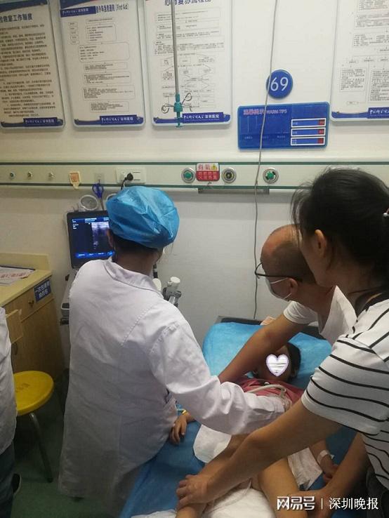 深晚报道|国科大深圳医院引入先进技术 精准治愈原发性肠套叠患儿