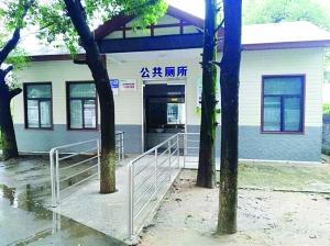 东湖区:200余处农村旱厕被拆除 12座新式公厕投入使用