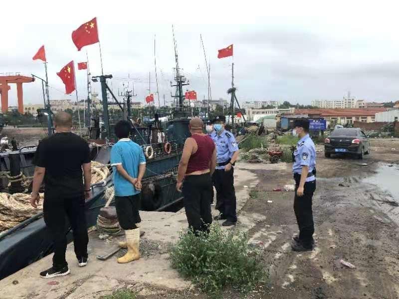 党建带路 严格管理 青岛海警支队黄岛派